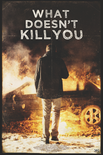 WHAT DOESN'T KILL YOU: Watch The Trailer For Rob Grant's Toronto Selected SciFi Thriller Short
