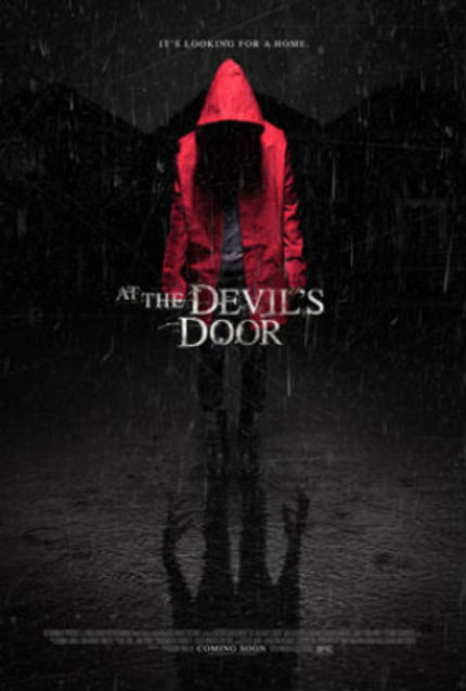 Review: AT THE DEVIL'S DOOR, Quiet Horror With A Touch Of The Creepy Crazy