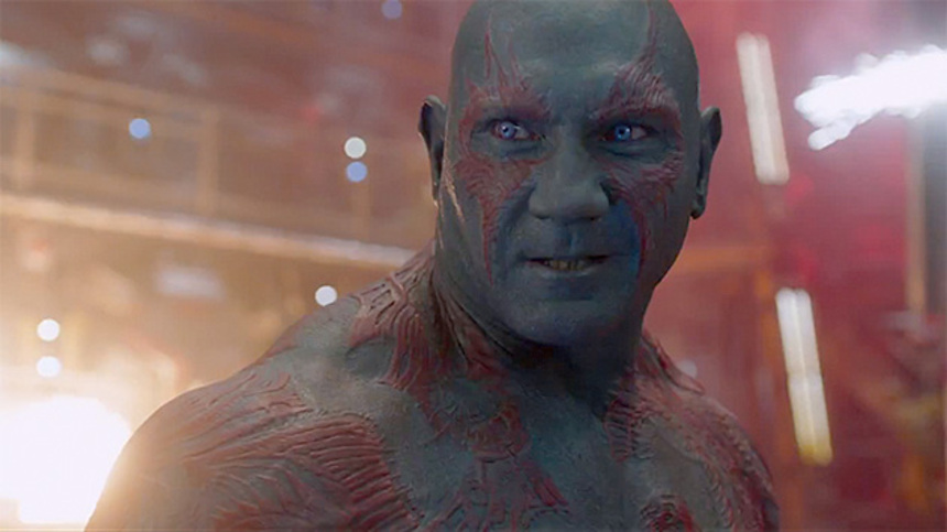 ScreenAnarchy Talks to Dave Bautista, From GUARDIANS OF THE GALAXY