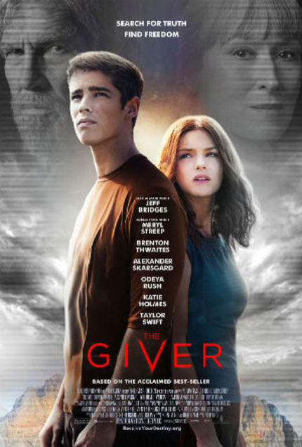 Review: THE GIVER Tells Recycled Story In One Shade of Grey