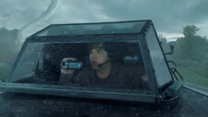 Review: INTO THE STORM Comes Alive When The Wind Blows Hard