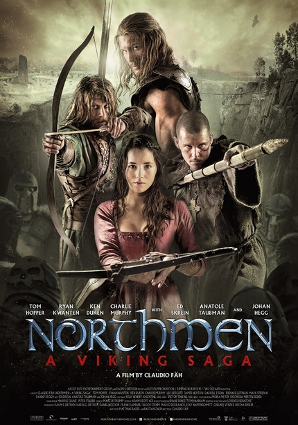When It's Viking Versus Horse The Viking Always Wins! Watch The Full NORTHMEN Trailer Now!