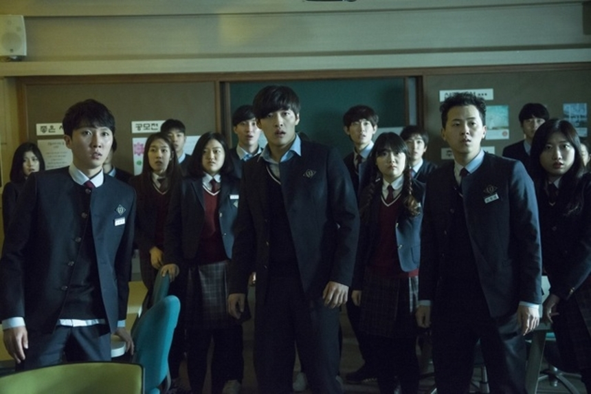 PiFan 2014 Review: Horror Comedy MOURNING GRAVE Aims Low But Hits Its Mark