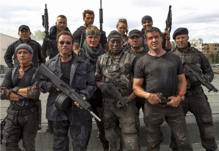 Review: THE EXPENDABLES 3 Isn't Execrable...Mostly