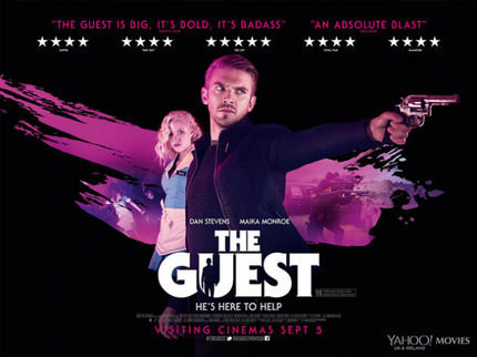 THE GUEST UK Trailer Drops All Polite Pretenses