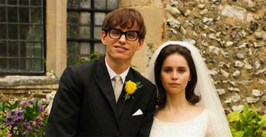 Toronto 2014 Review: THE THEORY OF EVERYTHING Celebrates The Messiness Of The Universe, Concisely