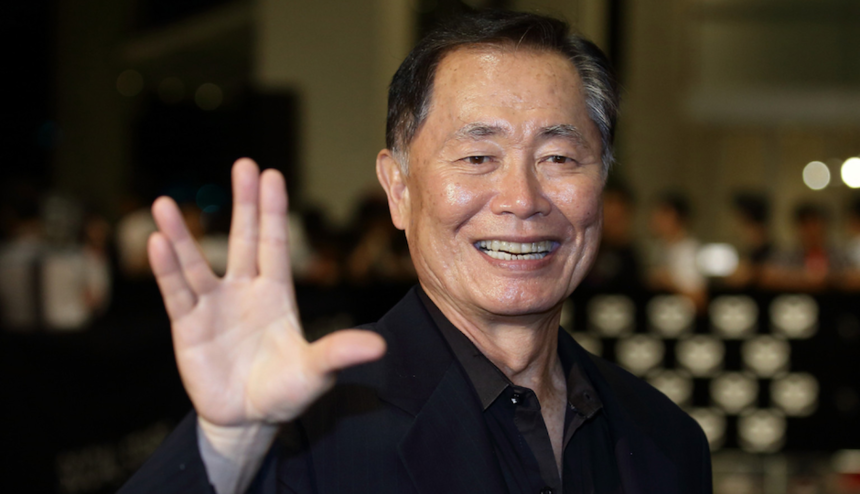 Review: TO BE TAKEI Is Okay, By George