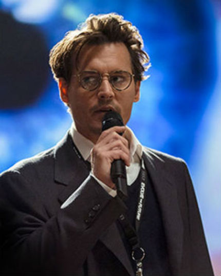 Johnny Depp Joins Kevin Smith's YOGA HOSERS