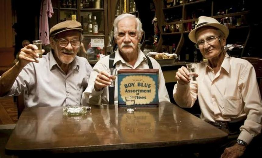 Lima 2014 Review: VIEJOS AMIGOS, A Light, Harmless Comedy About Growing Old