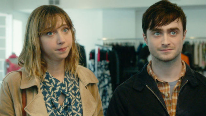 Review: WHAT IF Pretends To Be A Modern, Hip Romantic Comedy