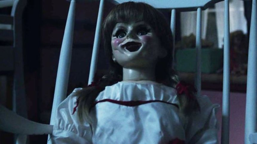 Review: ANNABELLE Is Worse Than Being Given An Antique Doll As A Gift
