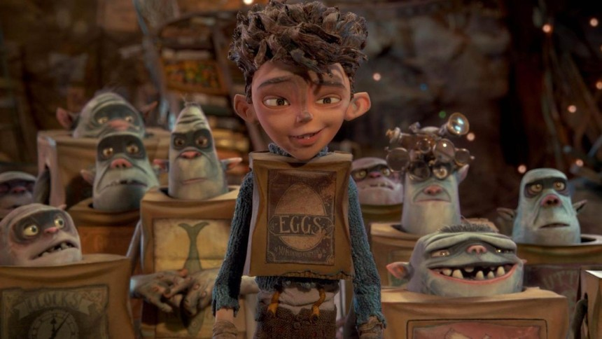 Review: THE BOXTROLLS Is Corrugated Yet Impressive