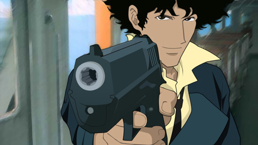 Funimation To Release COWBOY BEBOP For First Time On Blu-ray In North America