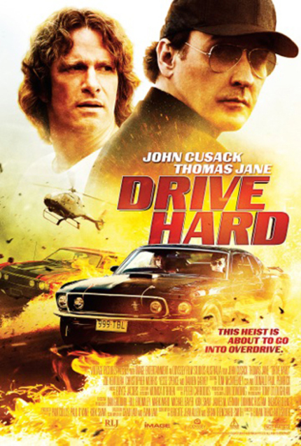 Watch One Tough Granny In Clip From Brian Trenchard Smith's DRIVE HARD
