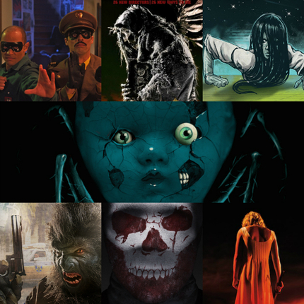 Feratum 2014 Second Wave Of Films: ABCs OF DEATH 2, V/H/S: VIRAL, DER SAMURAI, WHY HORROR?, And More