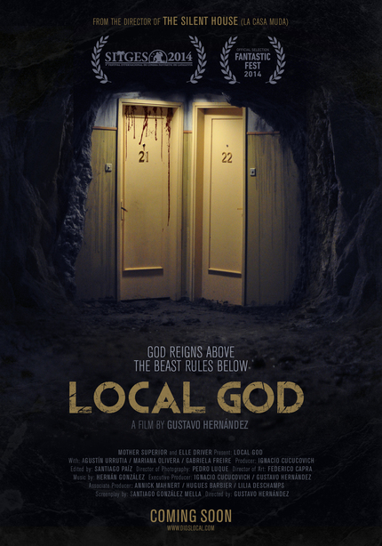 Watch The Exclusive Trailer For LA CASA MUDA Director's LOCAL GOD