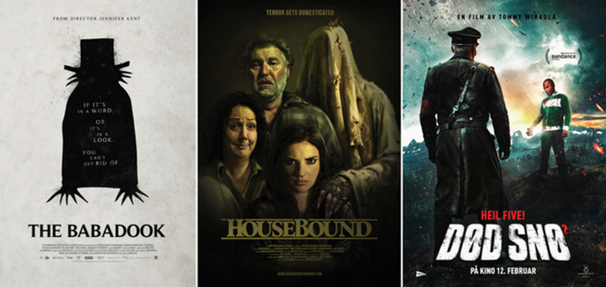 THE BABADOOK, HOUSEBOUND, And DEAD SNOW 2 Round Off Saskatoon Fantastic's Lineup