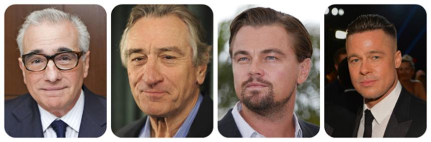 So, Scorsese, De Niro, DiCaprio And Pitt Make A Movie Together, But...