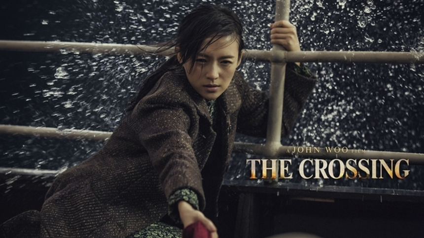 Watch The First Promo For John Woo's Romantic Epic THE CROSSING