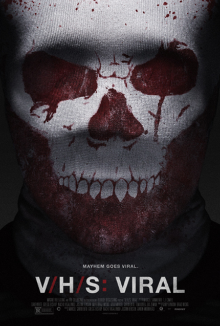 Fantastic Fest 2014: Watch The Red Band Trailer For V/H/S VIRAL