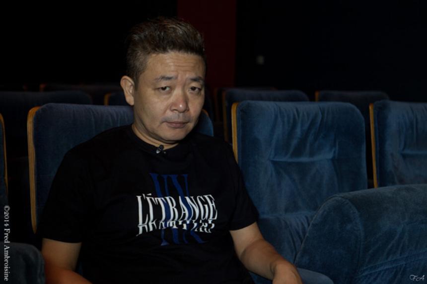 L'Etrange 2014: Sono Sion Talks TOKYO TRIBE And All Things Etrange