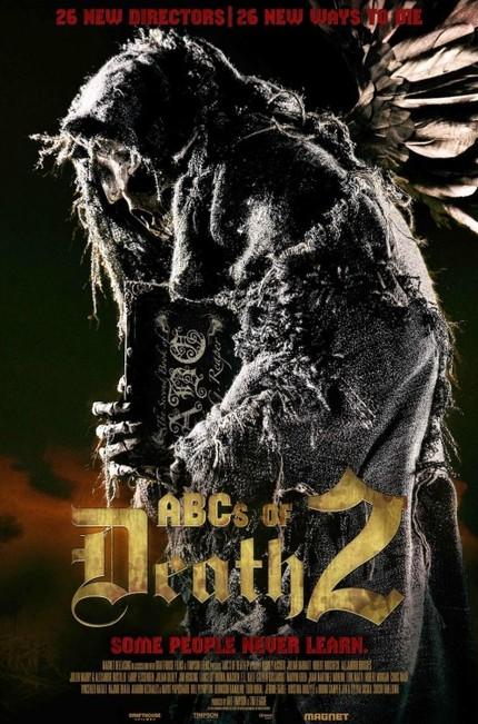 Fantastic Fest 2014 Review: ABCs OF DEATH 2 Is A Superior Sequel