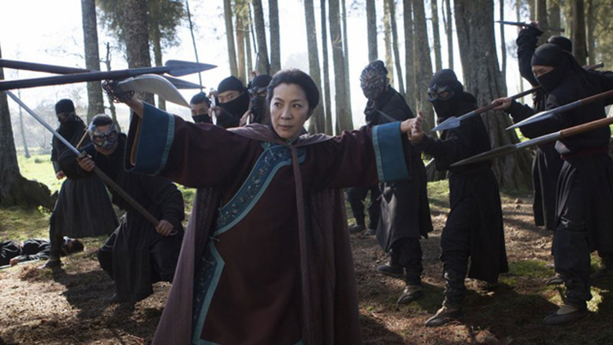 CROUCHING TIGER Sequel Will Hit Netflix And Some Imax Cinemas Same Day