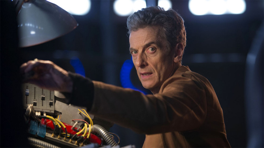 Review: DOCTOR WHO S8E06, THE CARETAKER (Or, The Doctor Goes Undercover)