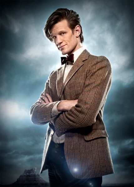 The Eleventh Doctor, Matt Smith, Joins PRIDE AND PREJUDICE AND ZOMBIES