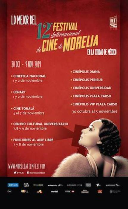 Morelia 2014: The Best Of The Festival Goes To Mexico City