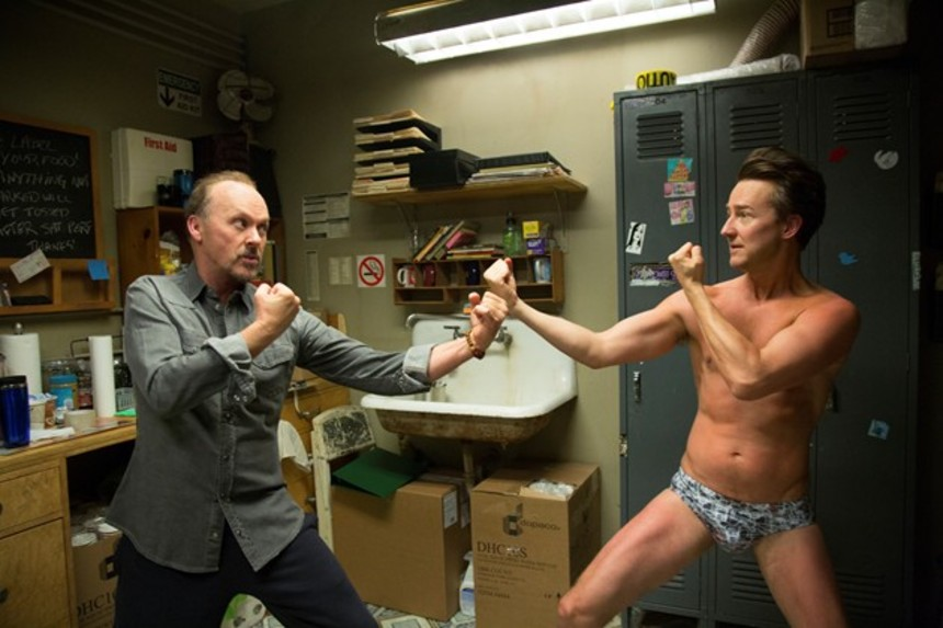New York 2014 Review: BIRDMAN, A Visual and Comedic Feast For The Eyes and Mind