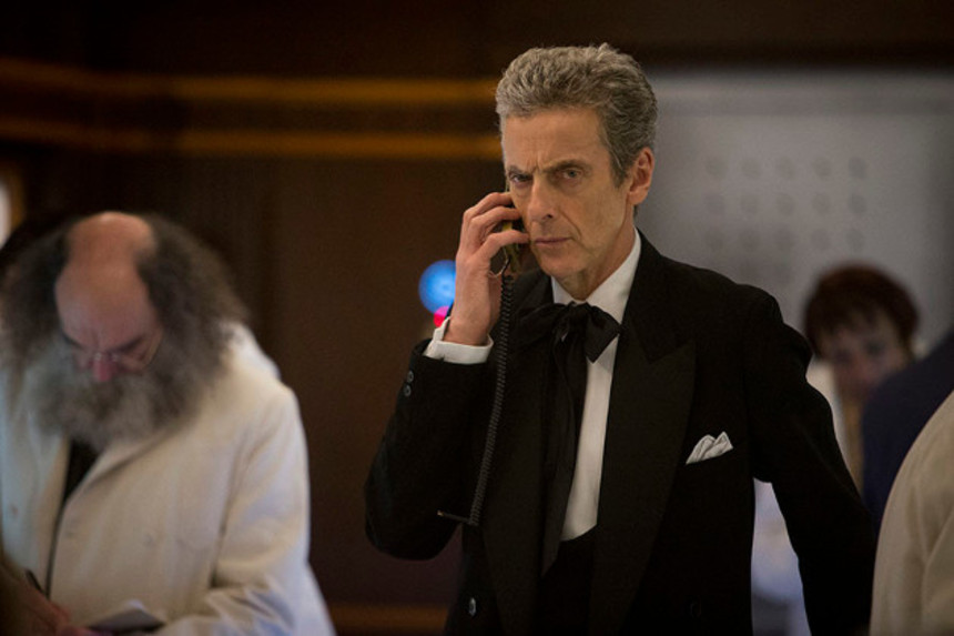 Review: DOCTOR WHO S8E08, MUMMY ON THE ORIENT EXPRESS (Or, A Thoroughly Unpleasant Train Journey)
