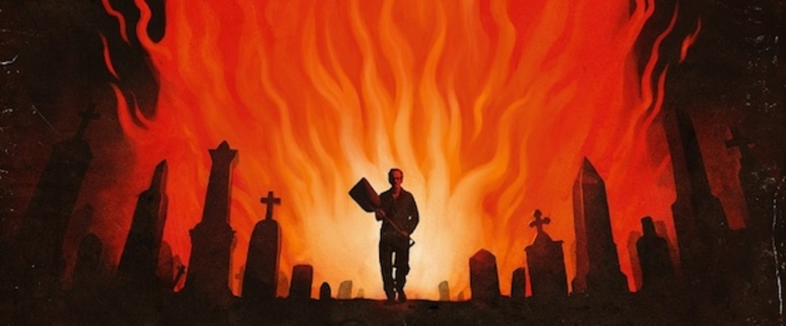 Toronto After Dark 2014 Review: HELLMOUTH Is One Man's Existential Crisis