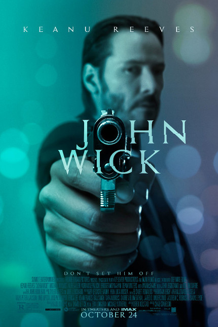 Never Come Between A Hitman And His Dog. Watch The Kinetic Second Trailer For Keanu Reeves' Starrer JOHN WICK