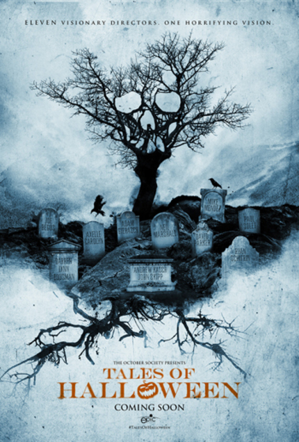 THE WOMAN's Lucky McKee Joins TALES OF HALLOWEEN Horror Anthology