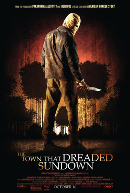 Toronto After Dark 2014 Review: THE TOWN THAT DREADED SUNDOWN, A Solid Slasher Flick With Style To Spare