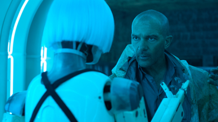 Opening: AUTOMATA, Intense And Gripping Science Fiction