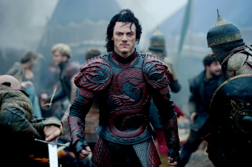Review: DRACULA UNTOLD Reimagines A Reluctant Vampire Action Hero