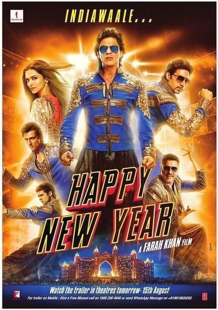 Happy New Year Indian Movie 14