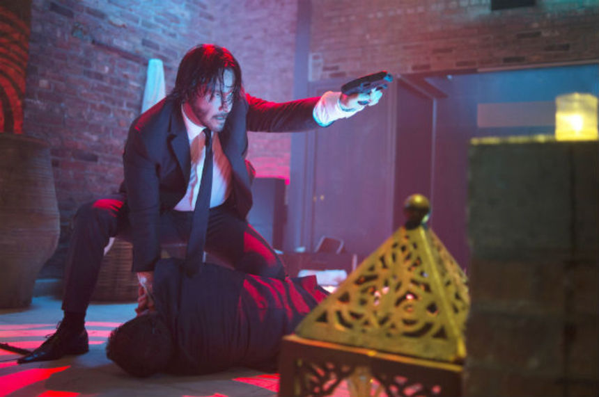 Review: JOHN WICK, Make Him Mad, Suffer The Consequences