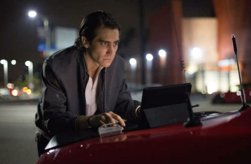 Review: NIGHTCRAWLER, A Modern Masterpiece About Media And Obsession