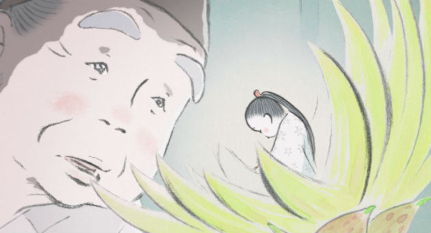 Review: THE TALE OF THE PRINCESS KAGUYA, Delightful For Children And Adults Alike