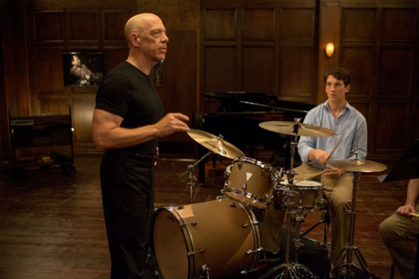 Review: WHIPLASH Taps A Confident Beat