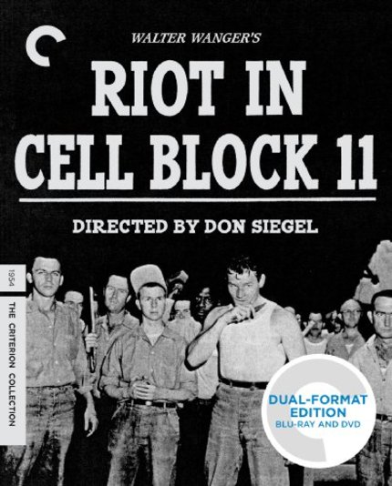 Meeting The Criterion: It's A Criterion Christmas And You Get RIOT IN CELL BLOCK 11