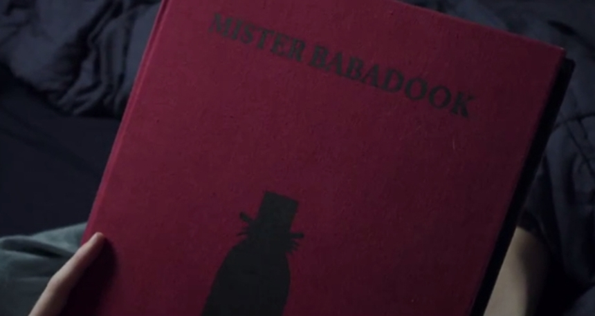 Crowdfund This! Mister BABADOOK Pop-Up Book