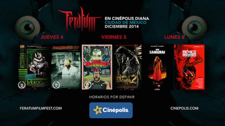 Feratum In Mexico City: Lineup Revealed, Includes MEXICO BARBARO