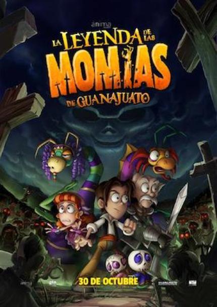 Review: LA LEYENDA DE LAS MOMIAS, An Animation Ruined By Its Poor Writing