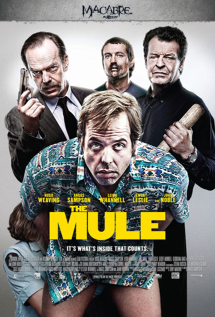 All You Have To Do Is Go To The Loo, Twice, In This Clip For THE MULE
