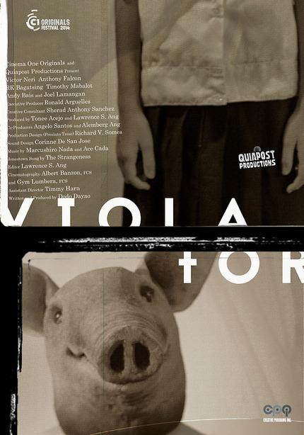 VIOLATOR: Watch The Trailer For Cinema One Winning Horror Film