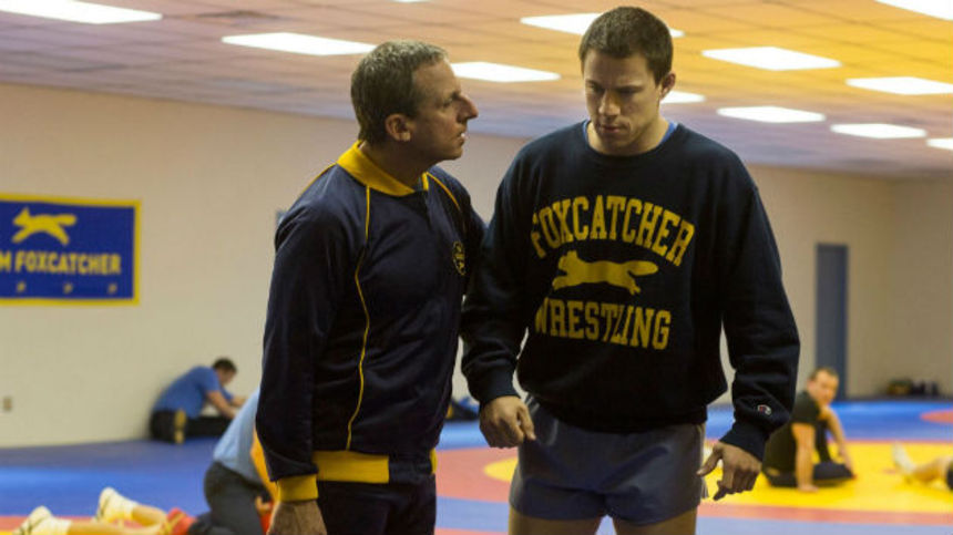 Review: FOXCATCHER, A Rewarding Look Into A Cold And Strange World